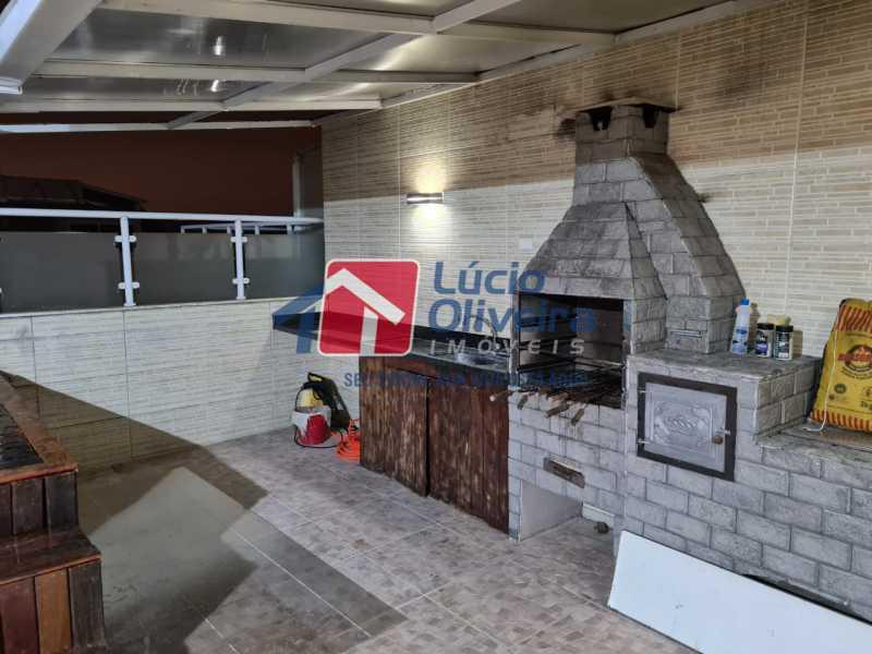 22 - Apartamento à venda Rua Cachambi,Cachambi, Rio de Janeiro - R$ 685.000 - VPAP21593 - 23