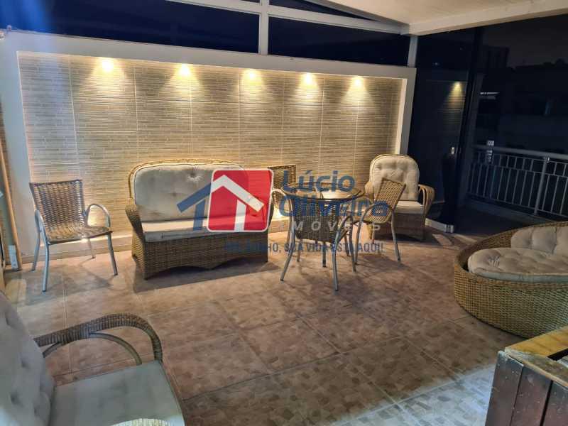 24 - Apartamento à venda Rua Cachambi,Cachambi, Rio de Janeiro - R$ 685.000 - VPAP21593 - 25
