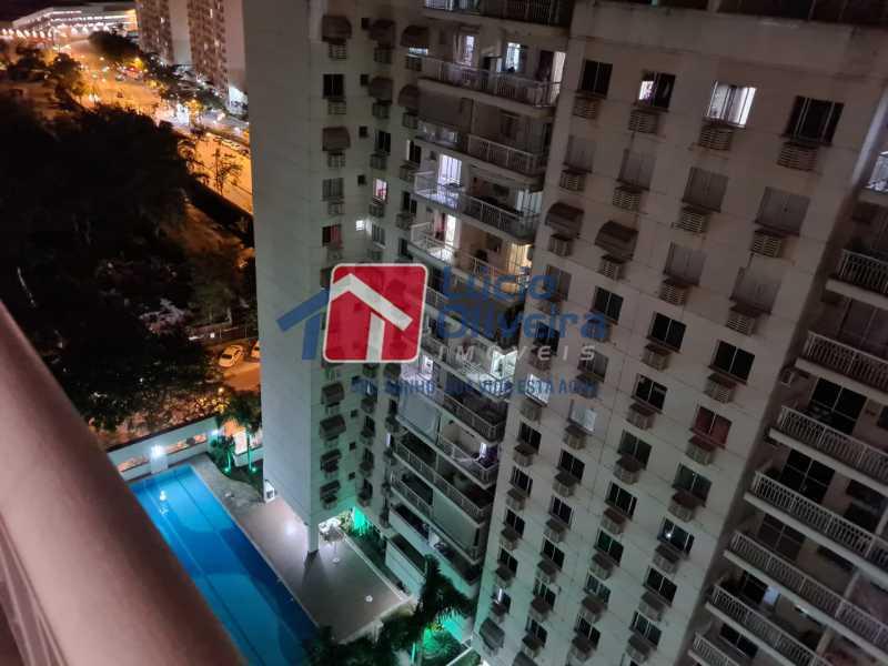 25 - Apartamento à venda Rua Cachambi,Cachambi, Rio de Janeiro - R$ 685.000 - VPAP21593 - 26