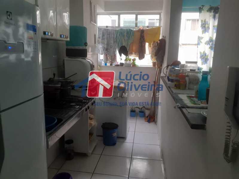 00e4a70d-c3e8-432d-adef-74e698 - Apartamento à venda Estrada João Paulo,Honório Gurgel, Rio de Janeiro - R$ 145.000 - VPAP21597 - 10
