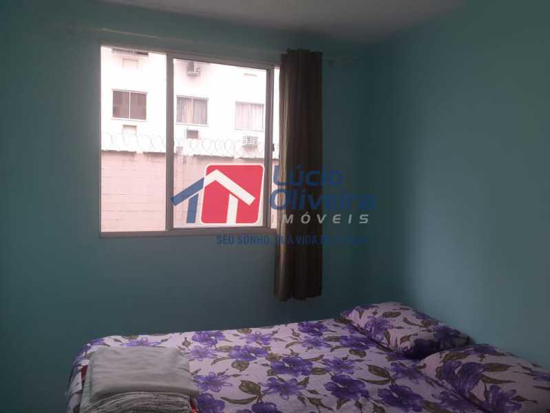 3e62a209-8338-440d-ba24-2d6852 - Apartamento à venda Estrada João Paulo,Honório Gurgel, Rio de Janeiro - R$ 145.000 - VPAP21597 - 8