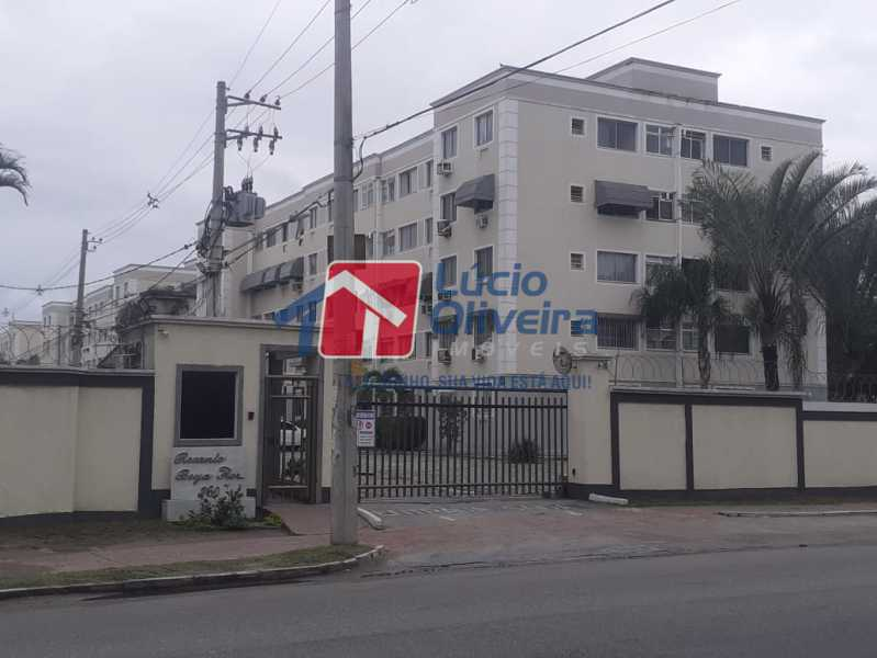 3f4de903-7b95-467f-827a-c298f3 - Apartamento à venda Estrada João Paulo,Honório Gurgel, Rio de Janeiro - R$ 145.000 - VPAP21597 - 1