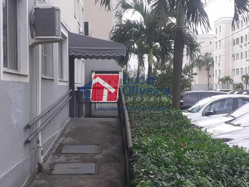 461471cd-c949-445a-8881-ad4307 - Apartamento à venda Estrada João Paulo,Honório Gurgel, Rio de Janeiro - R$ 145.000 - VPAP21597 - 21