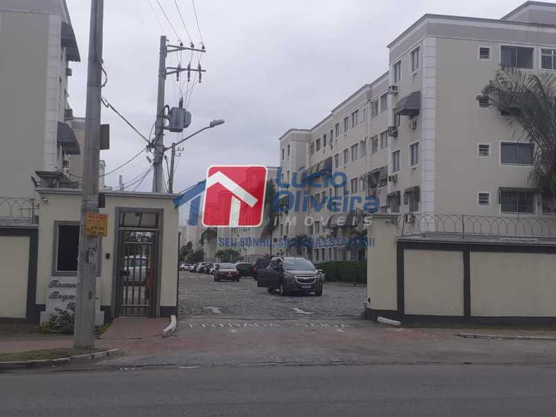 bb15e949-aa97-4019-a013-bb726f - Apartamento à venda Estrada João Paulo,Honório Gurgel, Rio de Janeiro - R$ 145.000 - VPAP21597 - 26