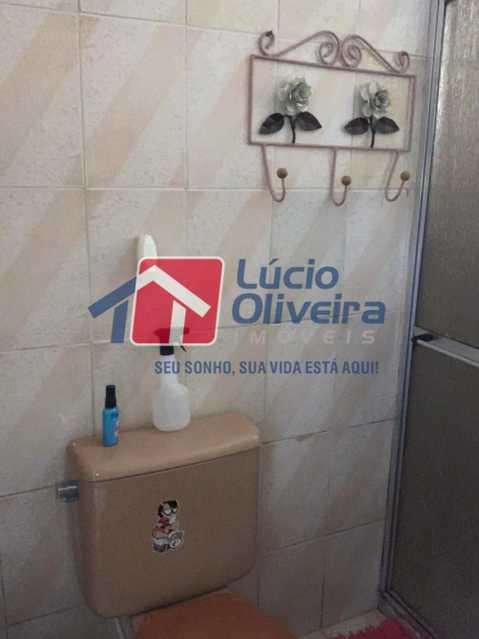 Banheiro.. - Apartamento à venda Rua Heráclito Graça,Lins de Vasconcelos, Rio de Janeiro - R$ 260.000 - VPAP30403 - 8