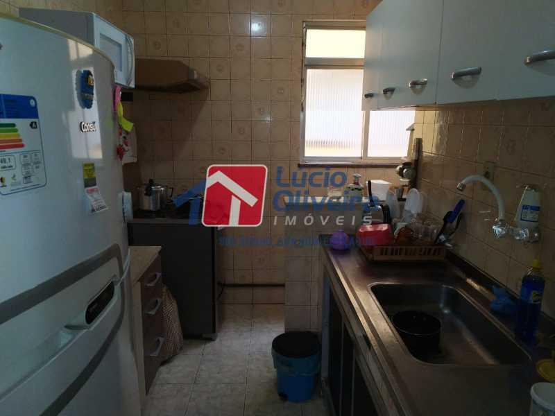 Cozinha.. - Apartamento à venda Rua Heráclito Graça,Lins de Vasconcelos, Rio de Janeiro - R$ 260.000 - VPAP30403 - 11