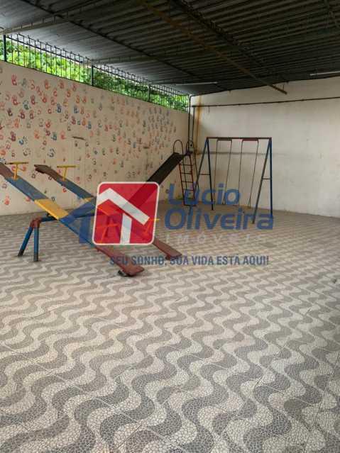Playground - Apartamento à venda Rua Heráclito Graça,Lins de Vasconcelos, Rio de Janeiro - R$ 260.000 - VPAP30403 - 27