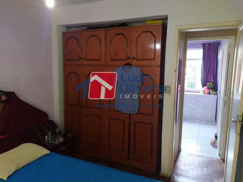 Quarto 1.... - Apartamento à venda Rua Heráclito Graça,Lins de Vasconcelos, Rio de Janeiro - R$ 260.000 - VPAP30403 - 14