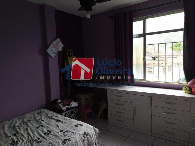 Quarto 3..... - Apartamento à venda Rua Heráclito Graça,Lins de Vasconcelos, Rio de Janeiro - R$ 260.000 - VPAP30403 - 21