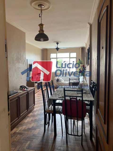 Sala. - Apartamento à venda Rua Heráclito Graça,Lins de Vasconcelos, Rio de Janeiro - R$ 260.000 - VPAP30403 - 7