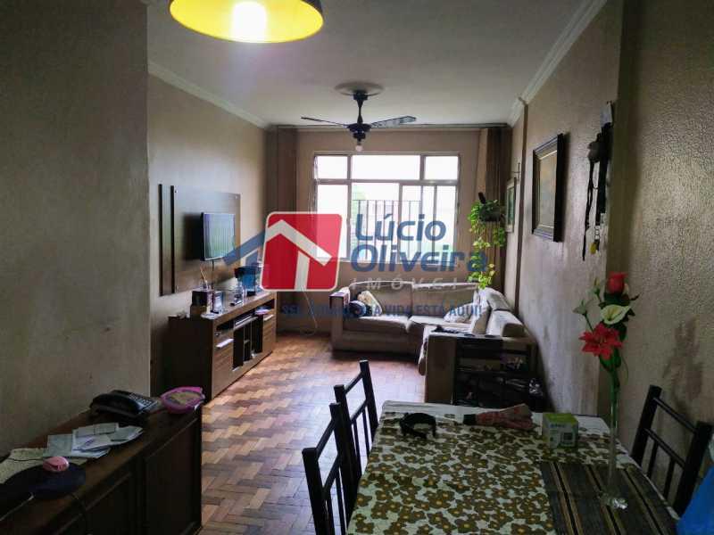 Sala - Apartamento à venda Rua Heráclito Graça,Lins de Vasconcelos, Rio de Janeiro - R$ 260.000 - VPAP30403 - 4