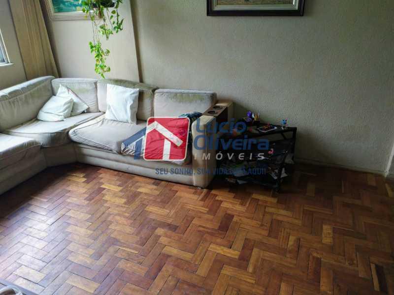 Sala.... - Apartamento à venda Rua Heráclito Graça,Lins de Vasconcelos, Rio de Janeiro - R$ 260.000 - VPAP30403 - 6