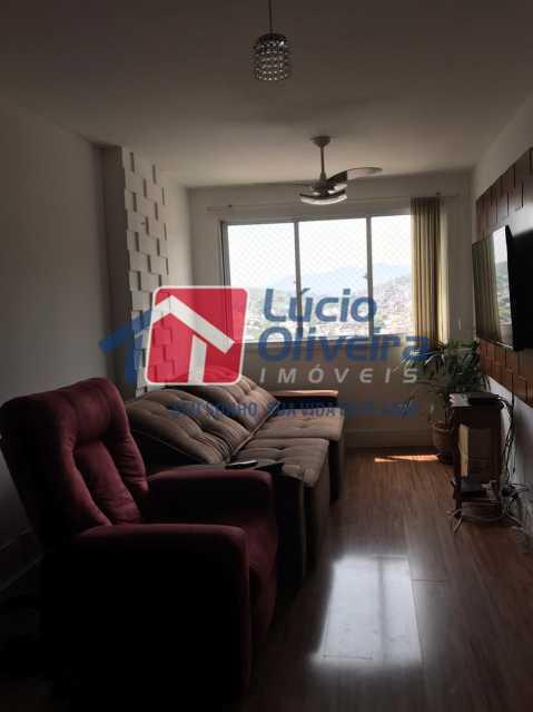 4-Sala 2 ambientes - Cobertura à venda Rua Bernardo Taveira,Vila da Penha, Rio de Janeiro - R$ 585.000 - VPCO20018 - 5