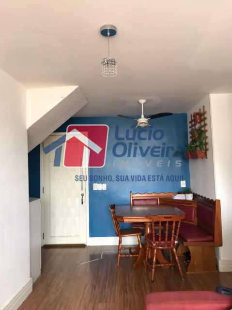 5-Sala jantar - Cobertura à venda Rua Bernardo Taveira,Vila da Penha, Rio de Janeiro - R$ 585.000 - VPCO20018 - 6
