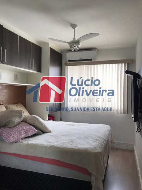 6-Quarto Casal - Cobertura à venda Rua Bernardo Taveira,Vila da Penha, Rio de Janeiro - R$ 585.000 - VPCO20018 - 7