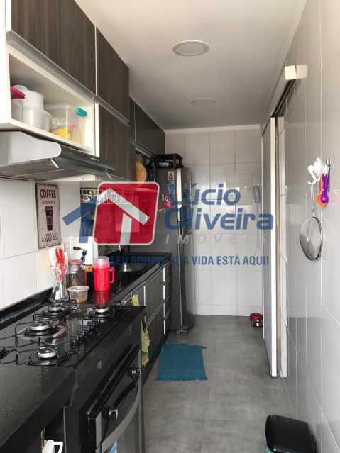 9-Cozinha planejada - Cobertura à venda Rua Bernardo Taveira,Vila da Penha, Rio de Janeiro - R$ 585.000 - VPCO20018 - 10