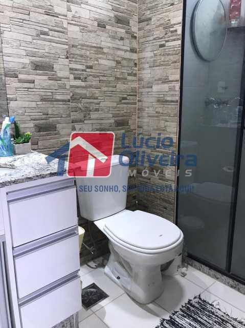 11-Banheiro social... - Cobertura à venda Rua Bernardo Taveira,Vila da Penha, Rio de Janeiro - R$ 585.000 - VPCO20018 - 11