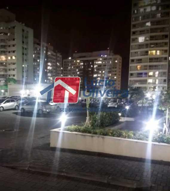 18-Vista interna condominio - Cobertura à venda Rua Bernardo Taveira,Vila da Penha, Rio de Janeiro - R$ 585.000 - VPCO20018 - 19