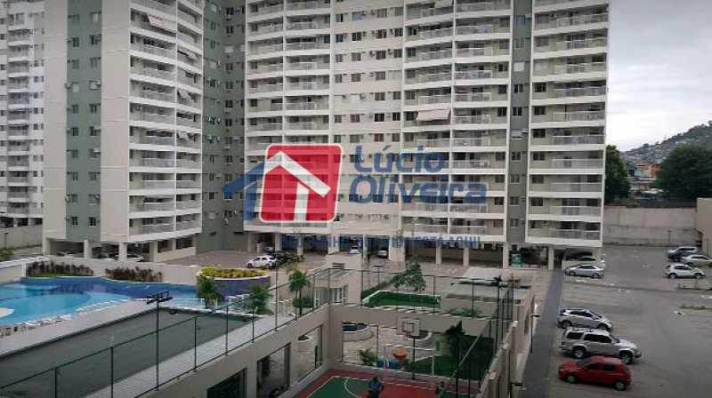 19-Piscina e quadra esportes - Cobertura à venda Rua Bernardo Taveira,Vila da Penha, Rio de Janeiro - R$ 585.000 - VPCO20018 - 20