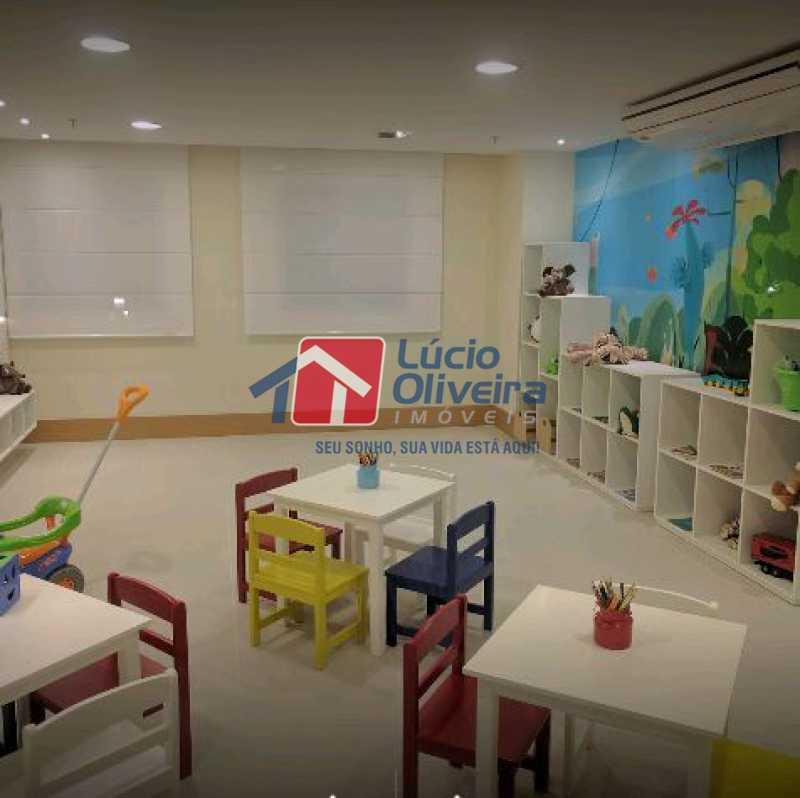 22-Brinquedoteca - Cobertura à venda Rua Bernardo Taveira,Vila da Penha, Rio de Janeiro - R$ 585.000 - VPCO20018 - 24