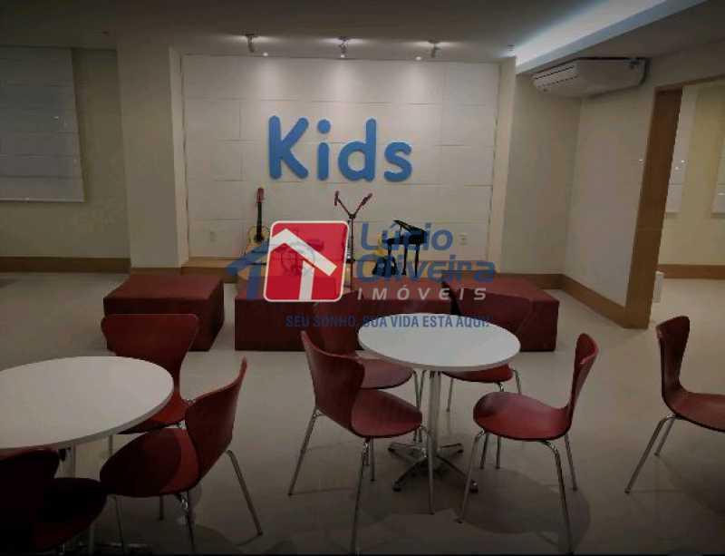 23-Espaço Kids - Cobertura à venda Rua Bernardo Taveira,Vila da Penha, Rio de Janeiro - R$ 585.000 - VPCO20018 - 25
