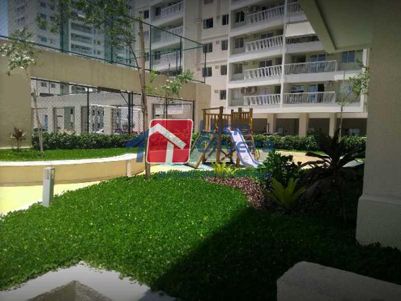 25-Paly e quadra - Cobertura à venda Rua Bernardo Taveira,Vila da Penha, Rio de Janeiro - R$ 585.000 - VPCO20018 - 27