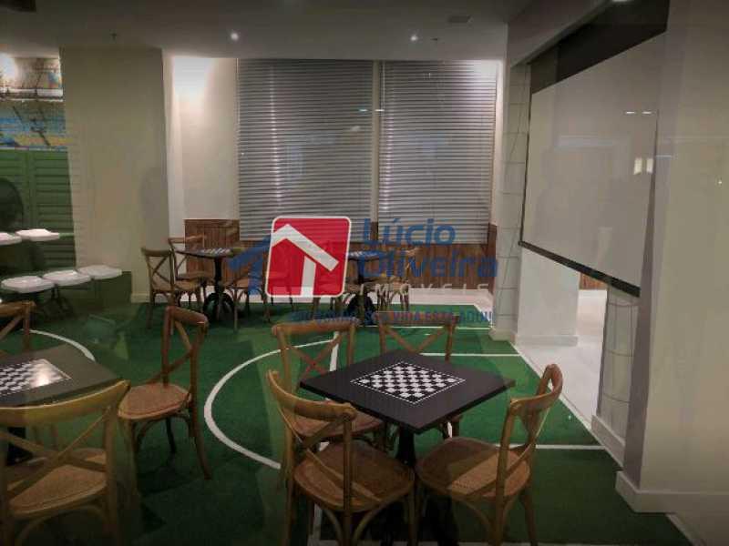 26-Salão festas - Cobertura à venda Rua Bernardo Taveira,Vila da Penha, Rio de Janeiro - R$ 585.000 - VPCO20018 - 28