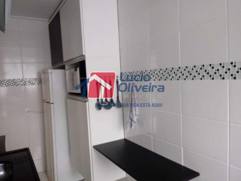 15 - Apartamento à venda Rua Moacir de Almeida,Tomás Coelho, Rio de Janeiro - R$ 185.000 - VPAP21607 - 16