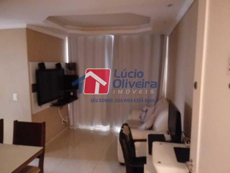 02 - Apartamento à venda Rua Moacir de Almeida,Tomás Coelho, Rio de Janeiro - R$ 185.000 - VPAP21607 - 3