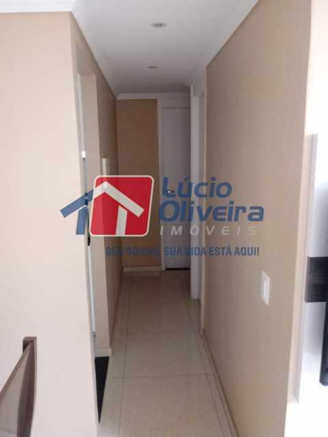 04 - Apartamento à venda Rua Moacir de Almeida,Tomás Coelho, Rio de Janeiro - R$ 185.000 - VPAP21607 - 5