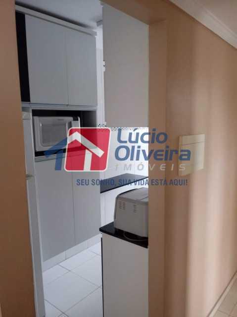 12 - Apartamento à venda Rua Moacir de Almeida,Tomás Coelho, Rio de Janeiro - R$ 185.000 - VPAP21607 - 13
