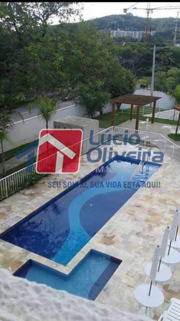 24 - Apartamento à venda Rua Moacir de Almeida,Tomás Coelho, Rio de Janeiro - R$ 185.000 - VPAP21607 - 25