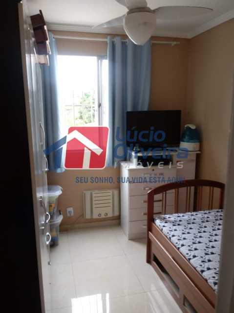 08 - Apartamento à venda Rua Moacir de Almeida,Tomás Coelho, Rio de Janeiro - R$ 185.000 - VPAP21607 - 9