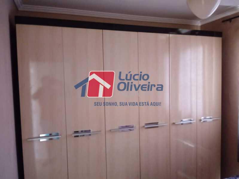 07 - Apartamento à venda Rua Moacir de Almeida,Tomás Coelho, Rio de Janeiro - R$ 185.000 - VPAP21607 - 8