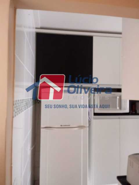 16 - Apartamento à venda Rua Moacir de Almeida,Tomás Coelho, Rio de Janeiro - R$ 185.000 - VPAP21607 - 17