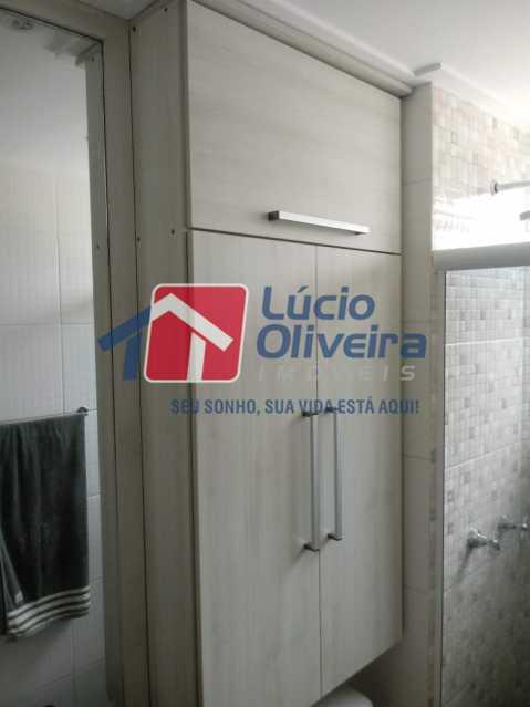 20 - Apartamento à venda Rua Moacir de Almeida,Tomás Coelho, Rio de Janeiro - R$ 185.000 - VPAP21607 - 21