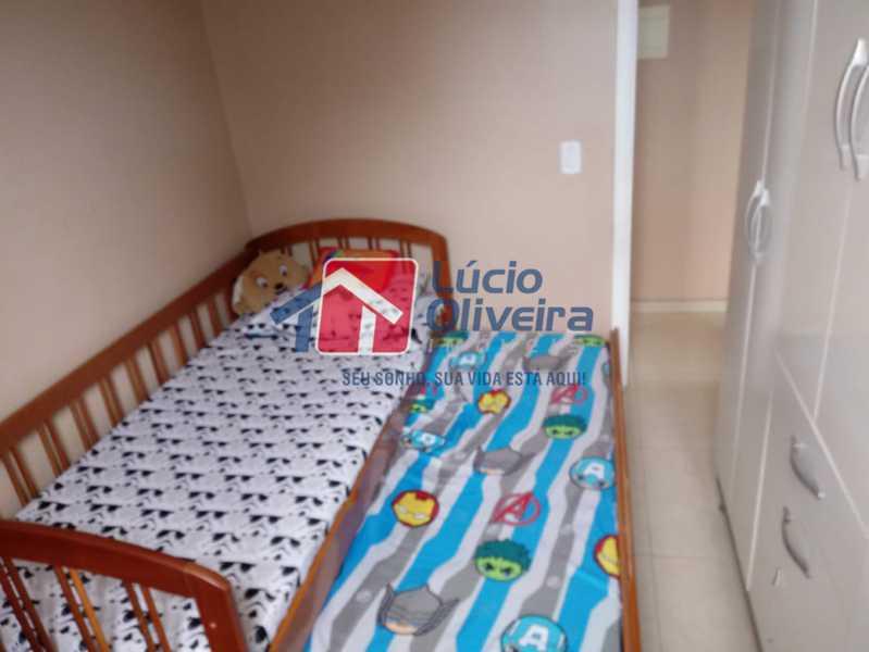 09 - Apartamento à venda Rua Moacir de Almeida,Tomás Coelho, Rio de Janeiro - R$ 185.000 - VPAP21607 - 10