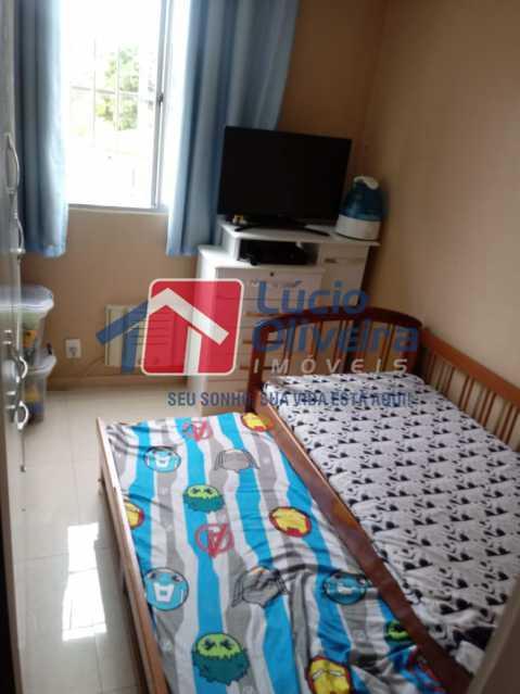10 - Apartamento à venda Rua Moacir de Almeida,Tomás Coelho, Rio de Janeiro - R$ 185.000 - VPAP21607 - 11