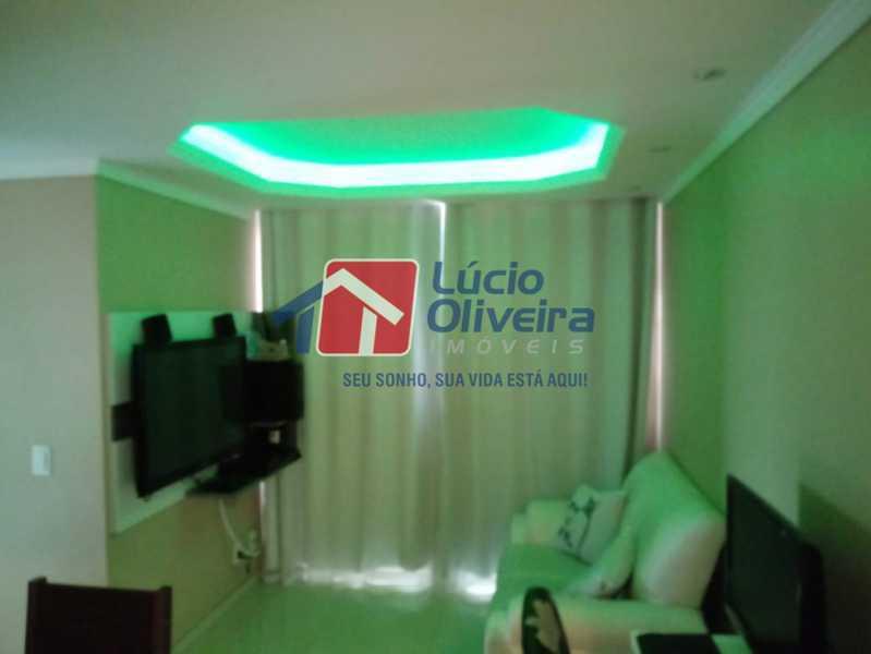 01 - Apartamento à venda Rua Moacir de Almeida,Tomás Coelho, Rio de Janeiro - R$ 185.000 - VPAP21607 - 1