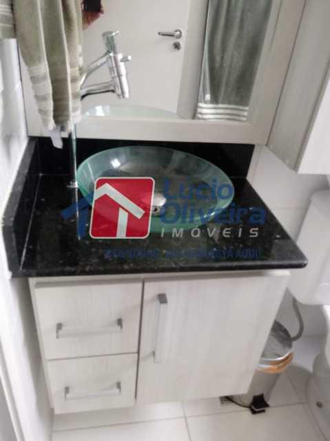 21 - Apartamento à venda Rua Moacir de Almeida,Tomás Coelho, Rio de Janeiro - R$ 185.000 - VPAP21607 - 22