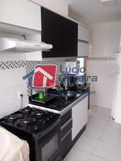 17 - Apartamento à venda Rua Moacir de Almeida,Tomás Coelho, Rio de Janeiro - R$ 185.000 - VPAP21607 - 18