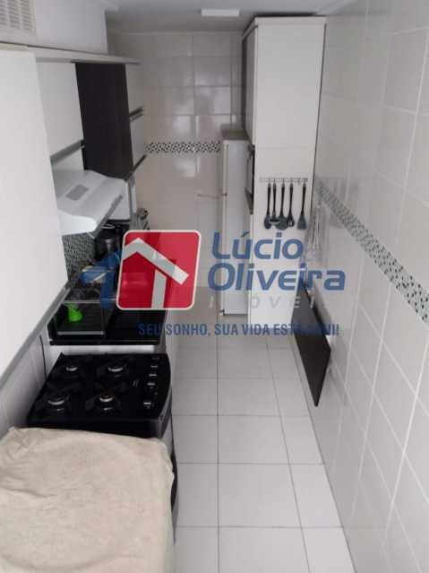 18 - Apartamento à venda Rua Moacir de Almeida,Tomás Coelho, Rio de Janeiro - R$ 185.000 - VPAP21607 - 19