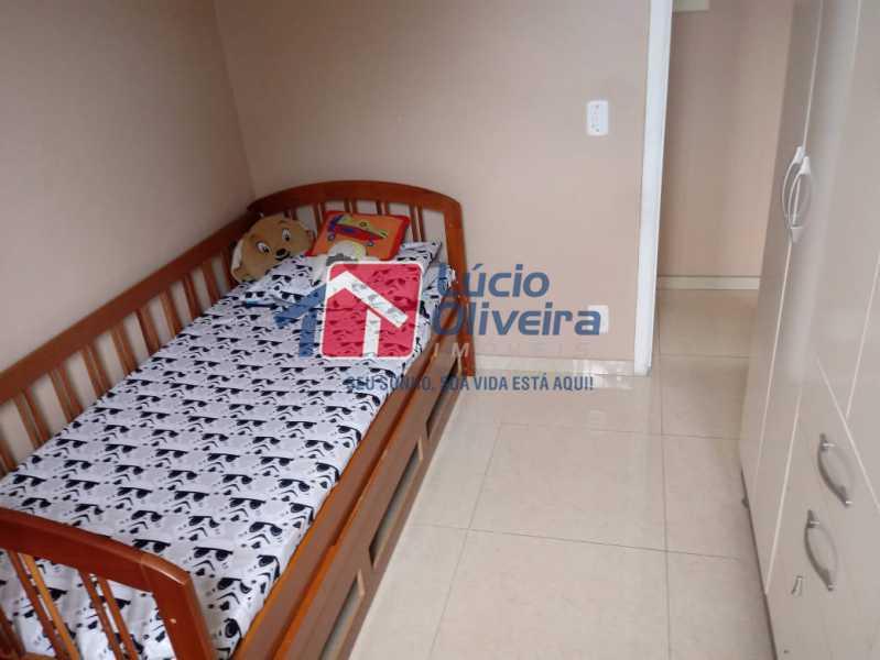 11 - Apartamento à venda Rua Moacir de Almeida,Tomás Coelho, Rio de Janeiro - R$ 185.000 - VPAP21607 - 12