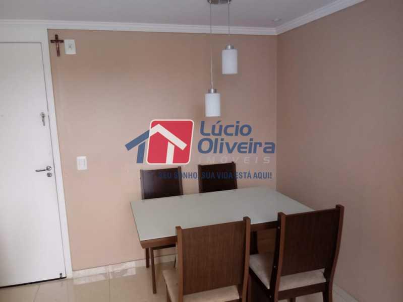 13 - Apartamento à venda Rua Moacir de Almeida,Tomás Coelho, Rio de Janeiro - R$ 185.000 - VPAP21607 - 14