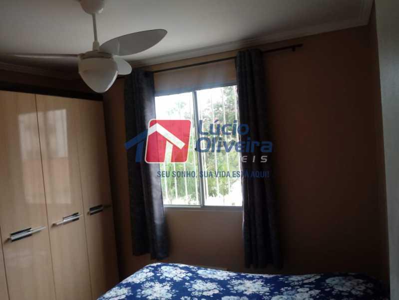 06 - Apartamento à venda Rua Moacir de Almeida,Tomás Coelho, Rio de Janeiro - R$ 185.000 - VPAP21607 - 7