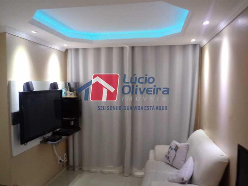 03 - Apartamento à venda Rua Moacir de Almeida,Tomás Coelho, Rio de Janeiro - R$ 185.000 - VPAP21607 - 4