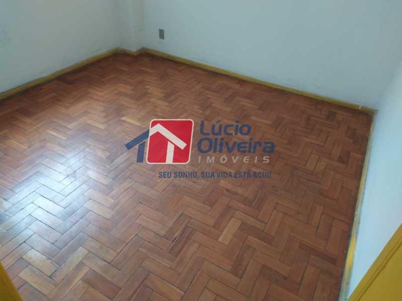 Quarto 1. - Apartamento à venda Rua Oliva Maia,Madureira, Rio de Janeiro - R$ 200.000 - VPAP21609 - 9