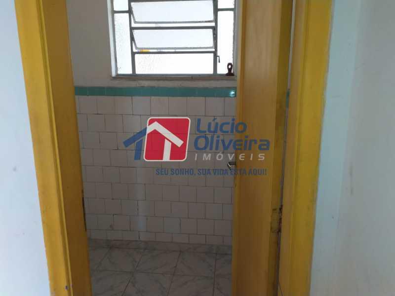 Banheiro Social...... - Apartamento à venda Rua Oliva Maia,Madureira, Rio de Janeiro - R$ 200.000 - VPAP21609 - 12