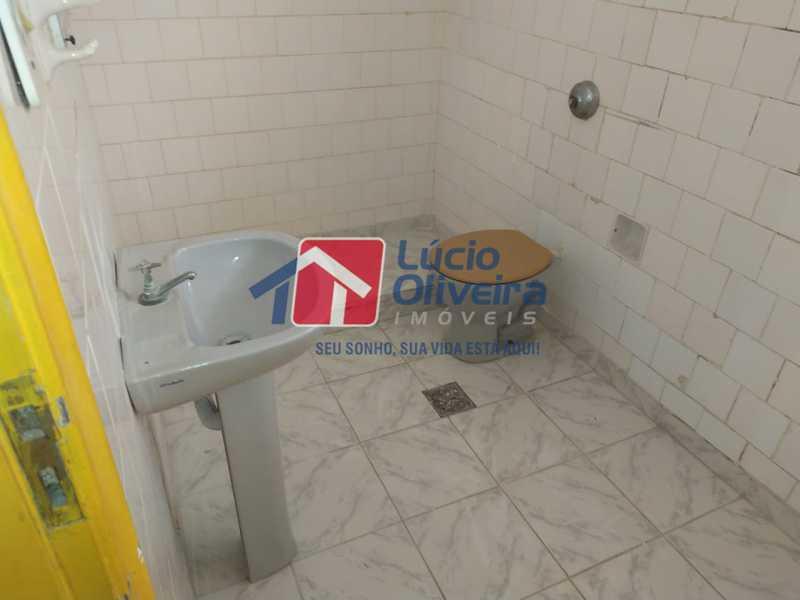Banheiro Social.... - Apartamento à venda Rua Oliva Maia,Madureira, Rio de Janeiro - R$ 200.000 - VPAP21609 - 11