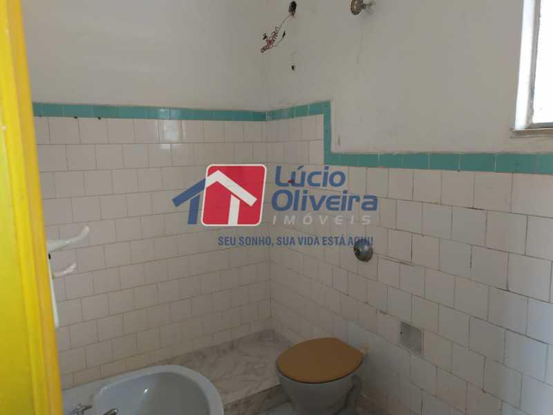 Banheiro Social.. - Apartamento à venda Rua Oliva Maia,Madureira, Rio de Janeiro - R$ 200.000 - VPAP21609 - 13